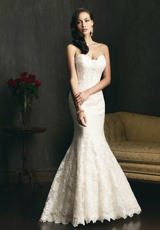 Allure Bridals 9072 Wedding Dress photo