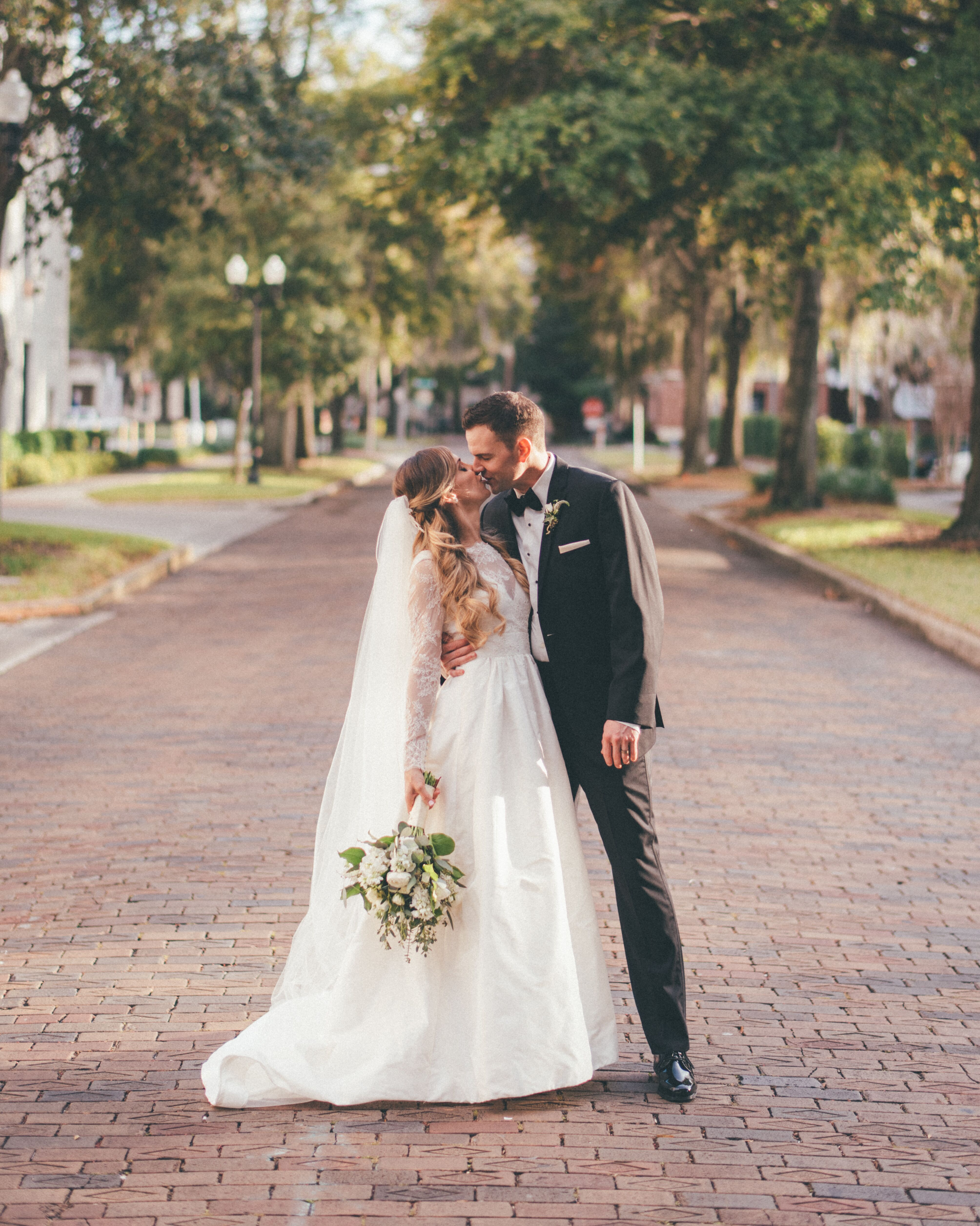 A Glamorous Wedding At Quantum Leap Winery In Orlando, Florida