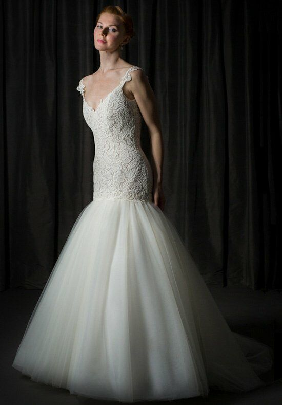 Judd Waddell Jolie Wedding Dress photo