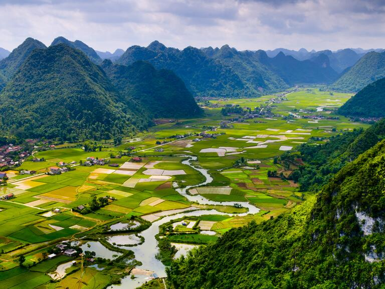 Sapa Vietnam honeymoon destination
