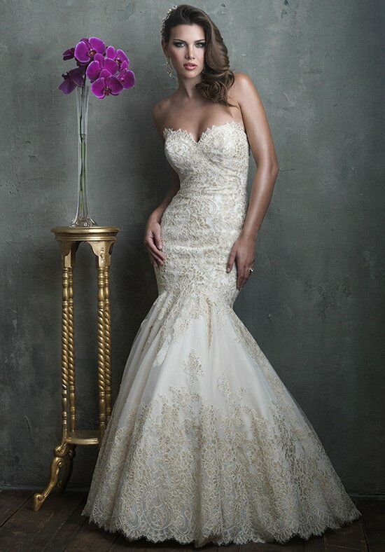 Allure Couture C306 Wedding Dress photo