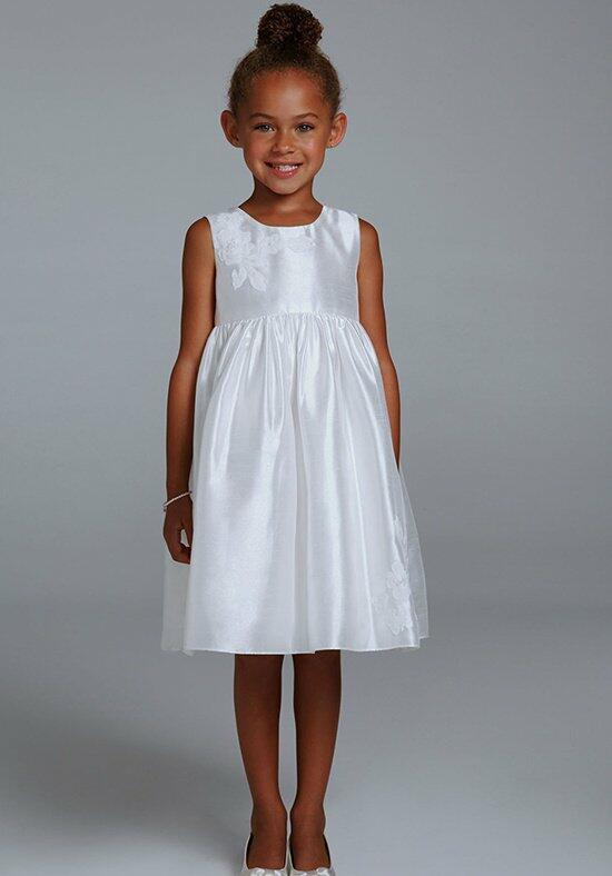 David's Bridal Juniors OP201 Flower Girl Dress photo