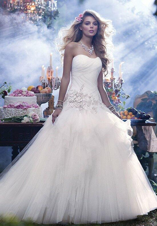 Disney Fairy Tale Weddings by Alfred Angelo 238 Wedding Dress photo
