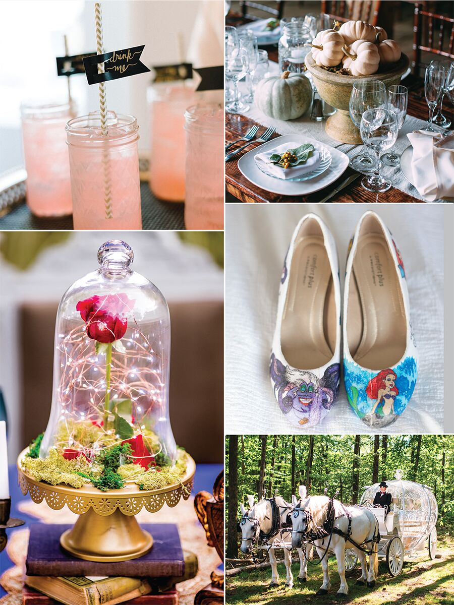 19 Disney Wedding Ideas That Aren't Cheesy
