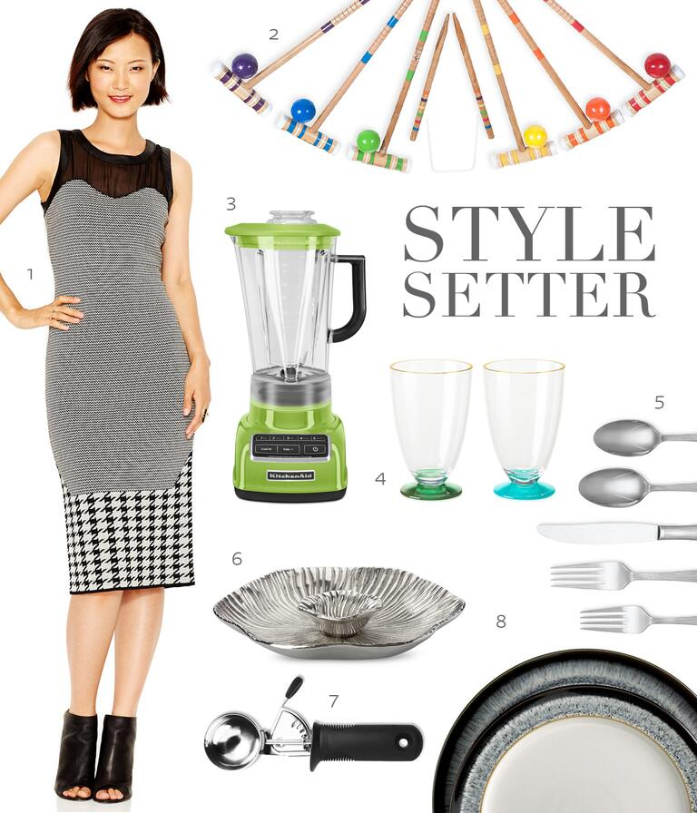 Style Setter Outdoor Bridal Shower Theme