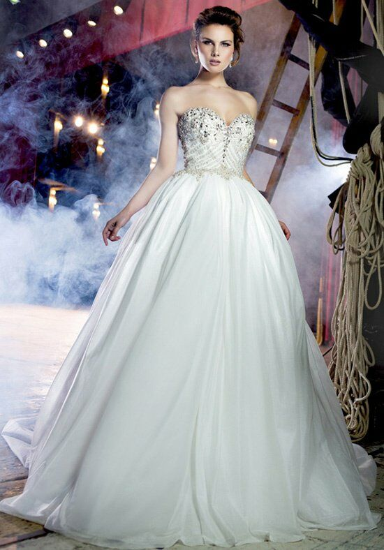 Stephen Yearick KSY56 Wedding Dress photo