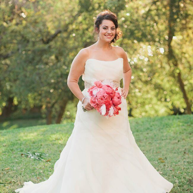 Wedding Dresses Austin Tx: A Glamorous Vintage Wedding In Austin, TX