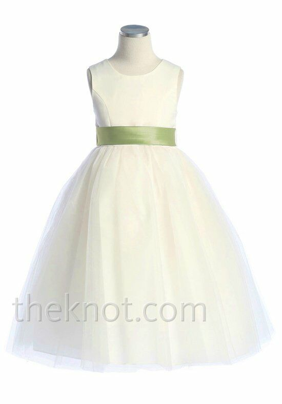 Pink Princess D2772 Flower Girl Dress photo