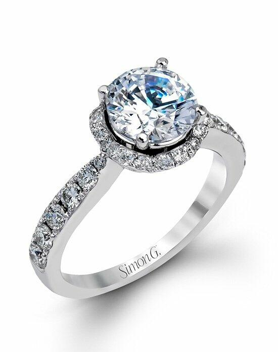 Simon G. Jewelry DR325 Engagement Ring photo