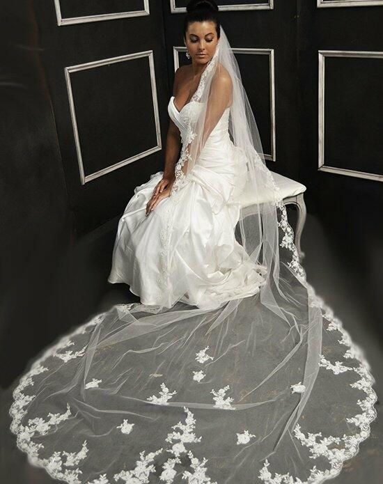 Elena Designs E1152 Short Wedding Veils photo