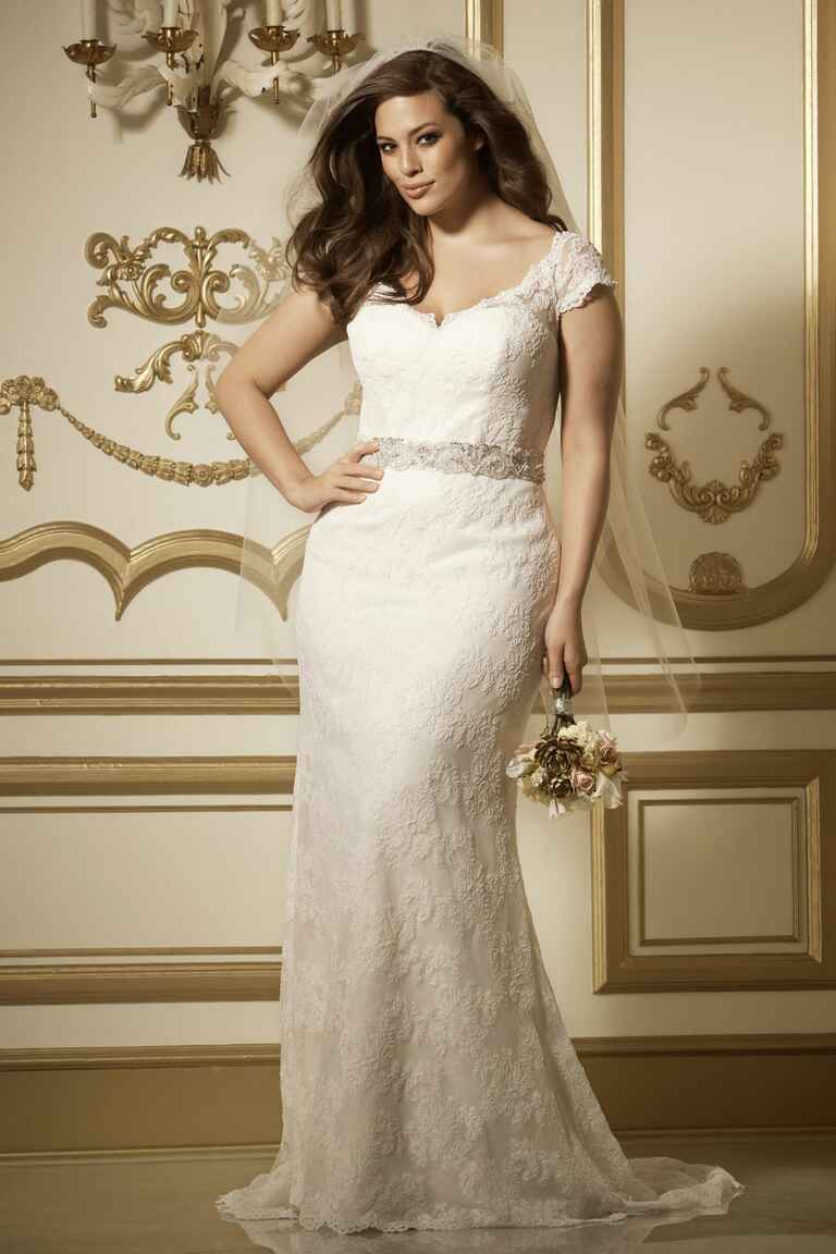 20 gorgeous plus size wedding dresses for Alternative plus size wedding dresses