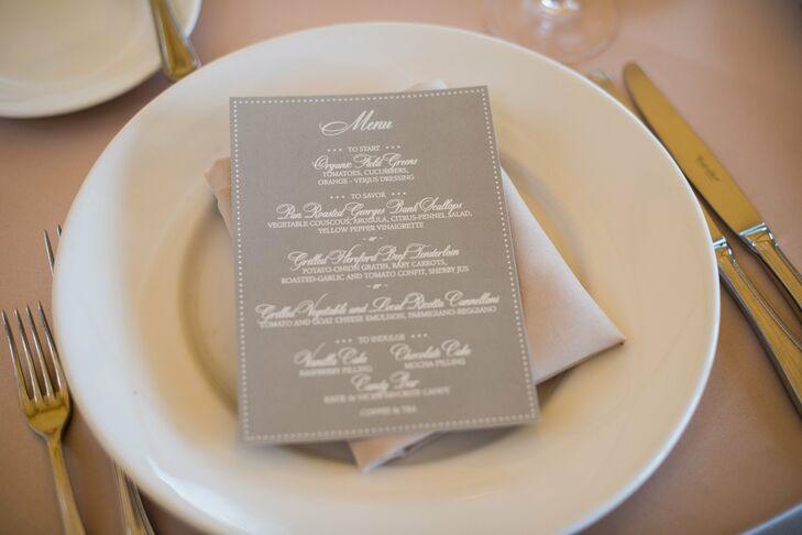 Wedding Invitations Castle Hill: A Castle Hill Inn Wedding In Newport, Rhode Island