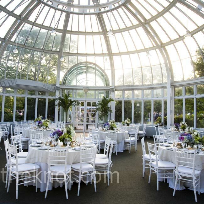 The Palm House Wedding