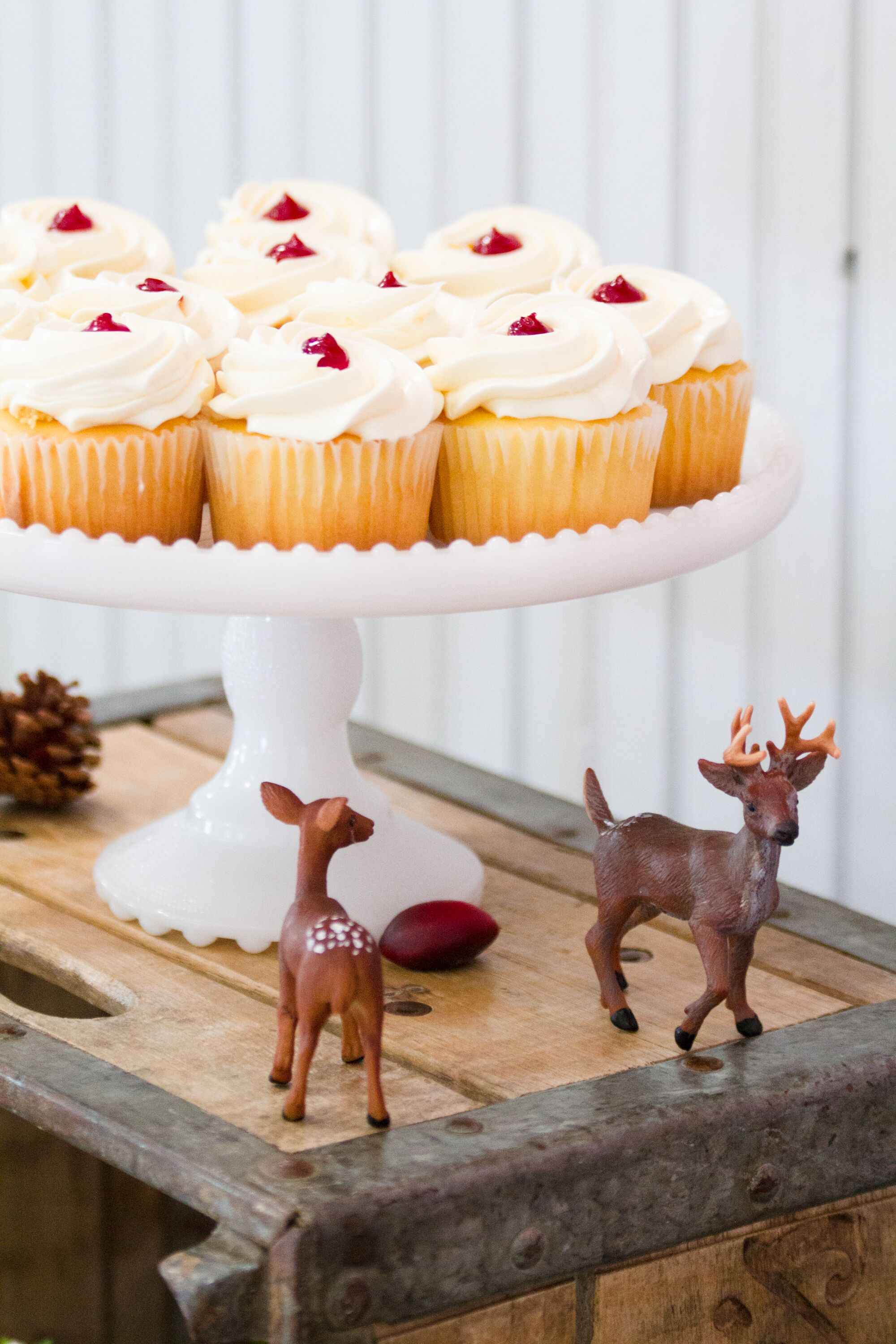 Miniature Forest Animal Figurines Decor