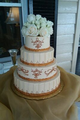 wedding cake virginia beach wedding cakes desserts in virginia va the knot 26774