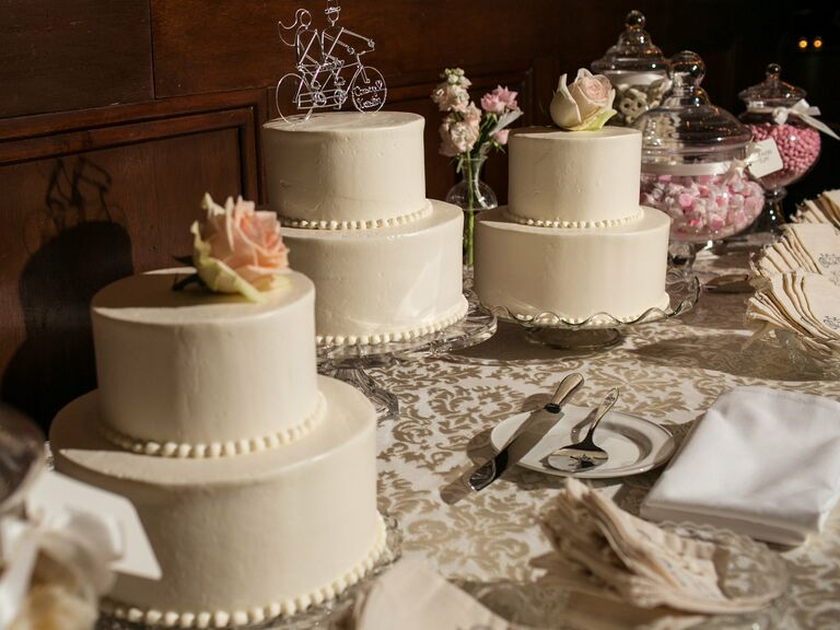 Wedding Cakes in Rapid City
