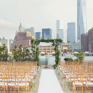 The Knot 2017 Real Weddings Study most expensive places to marry, New York City