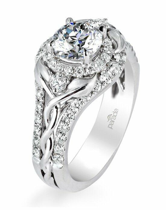 Parade Design Style R2122 from the Lyria® Collection Engagement Ring photo