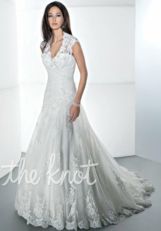 Demetrios 1437 Wedding Dress photo