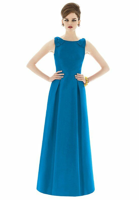 The Dessy Group Maids Alfred Sung Style D629 Bridesmaid Dress photo