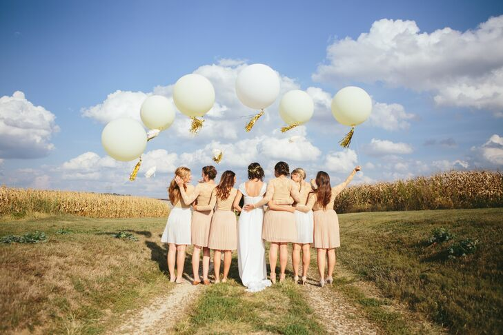 A Rustic Barn Wedding With An Elegant Twist At A Private Residence In Circleville, Ohio-1333
