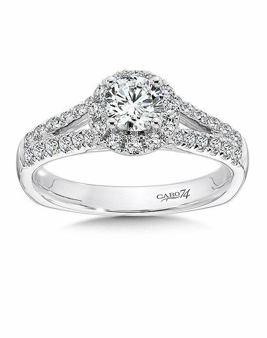 Caro 74 CR638W Engagement Ring photo