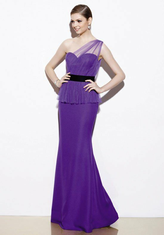 Badgley Mischka BM13 Bridesmaid Dress photo
