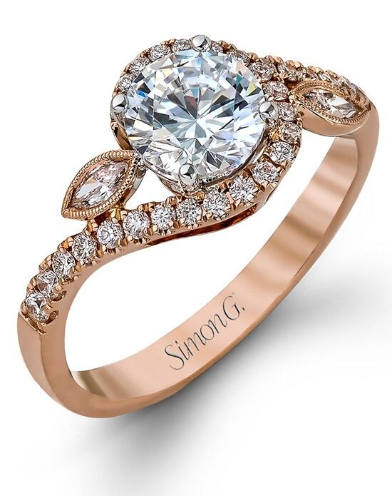 Simon G. Jewelry MR2373 Engagement Ring photo