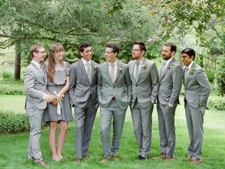 What You Need to Know for Having Bridesmen and Groomswomen