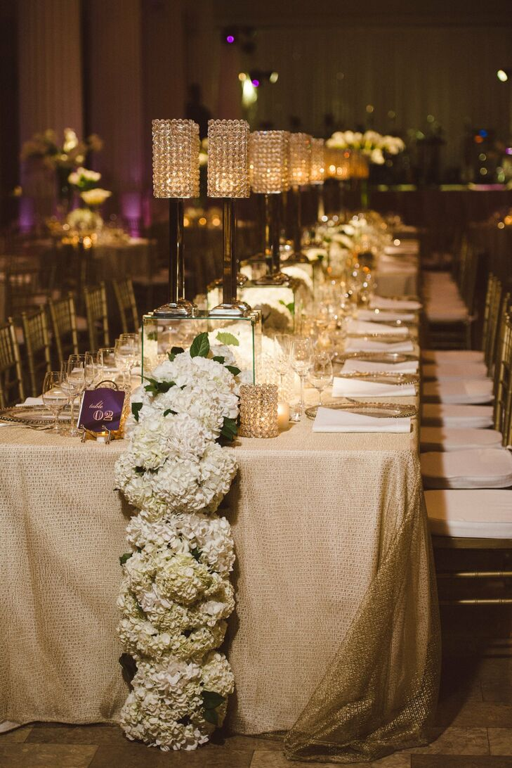 A Romantic Winter Wedding In Houston Tx