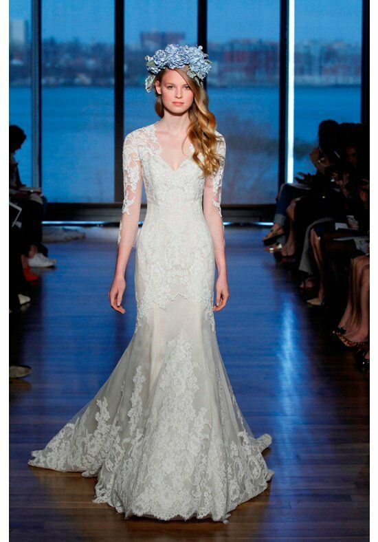 Ines Di Santo Silvine Wedding Dress photo
