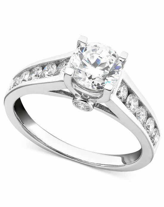 Macy's ISR2940TQ Engagement Ring photo