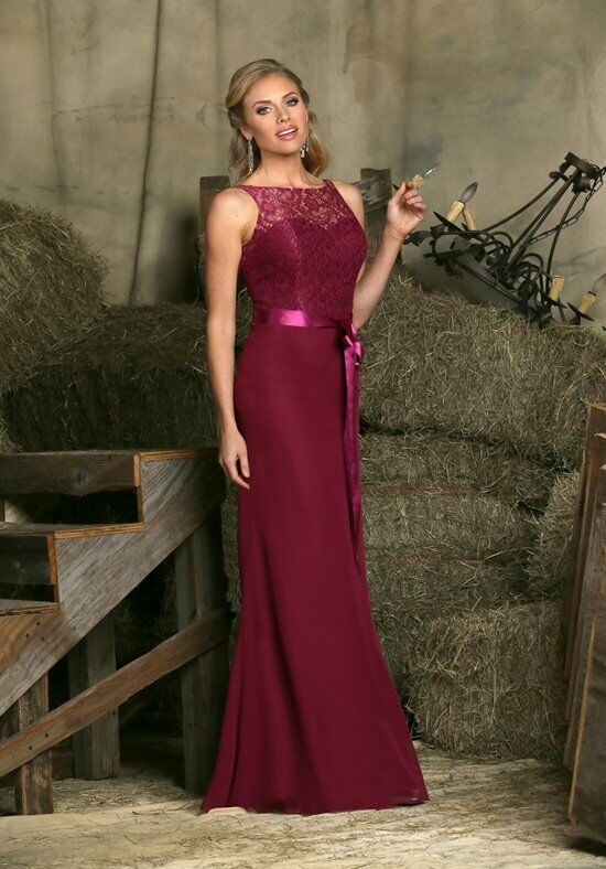 DaVinci Bridesmaids 60218 Bridesmaid Dress photo