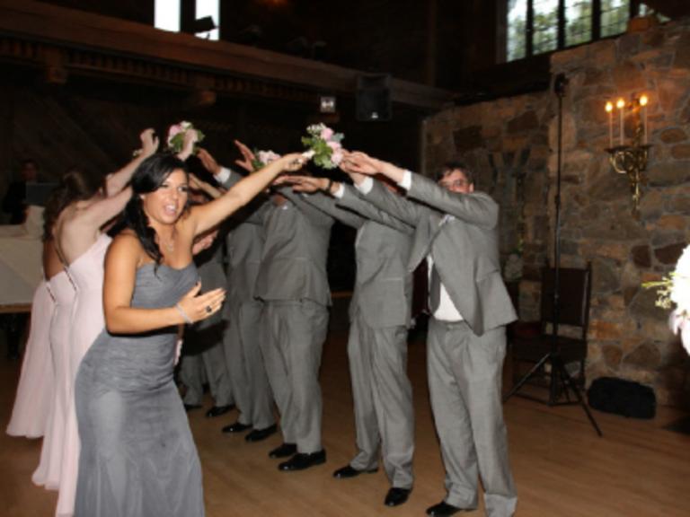 connecticut weddings On wedding djs in ct