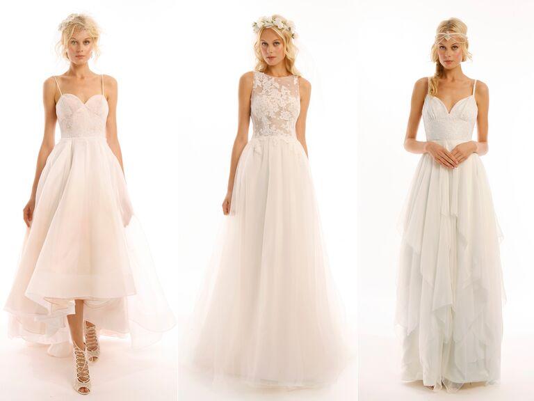 Eugenia Couture Fall 2016 Collection: Wedding Dress Photos
