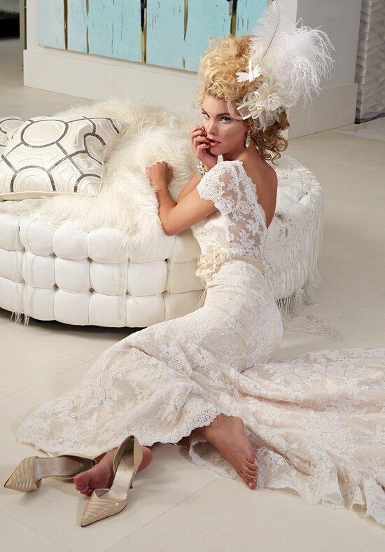 1 Wedding by Mary's Bridal 6325 Wedding Dress photo