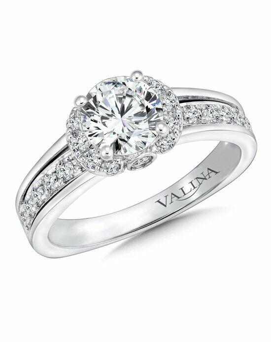 Valina R9660W Engagement Ring photo