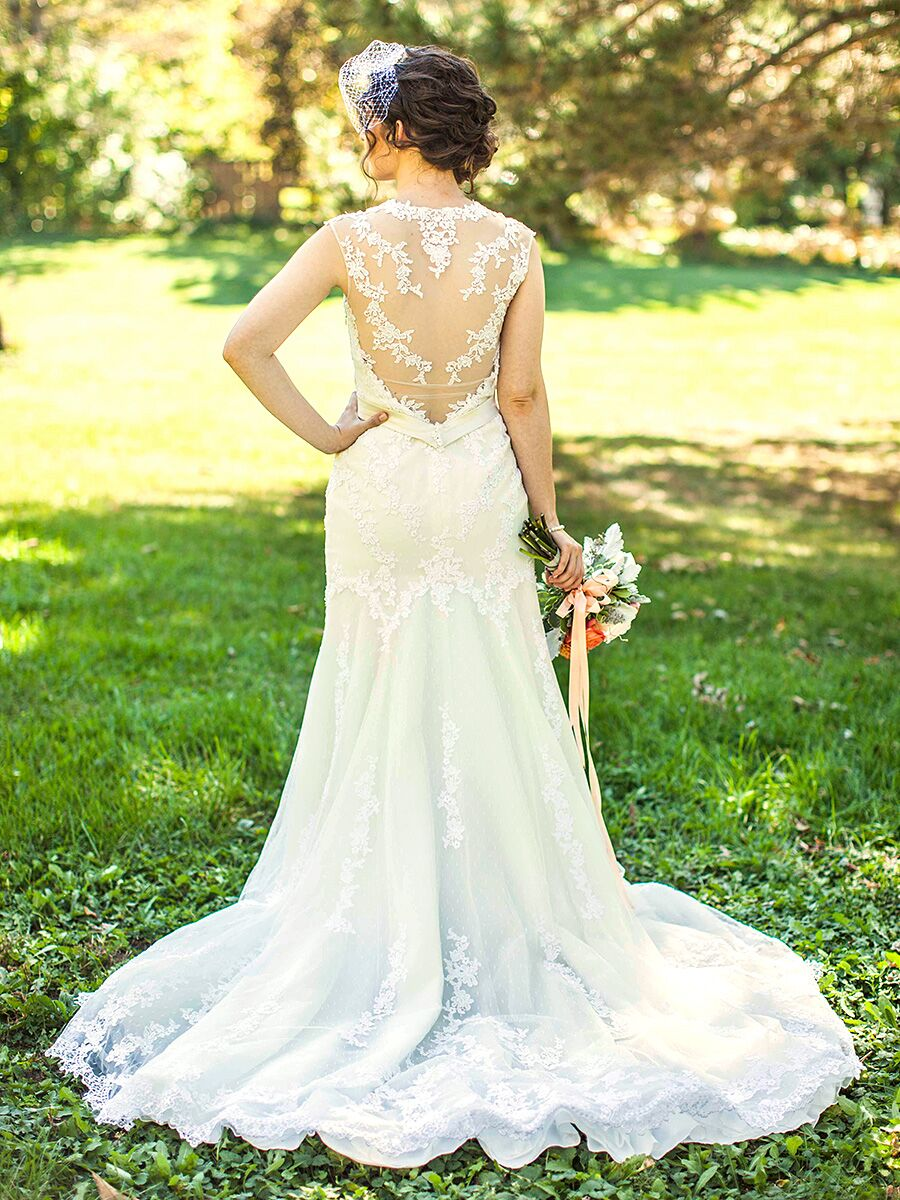 18 Vintage Wedding Dresses to Inspire Your Bridal Style