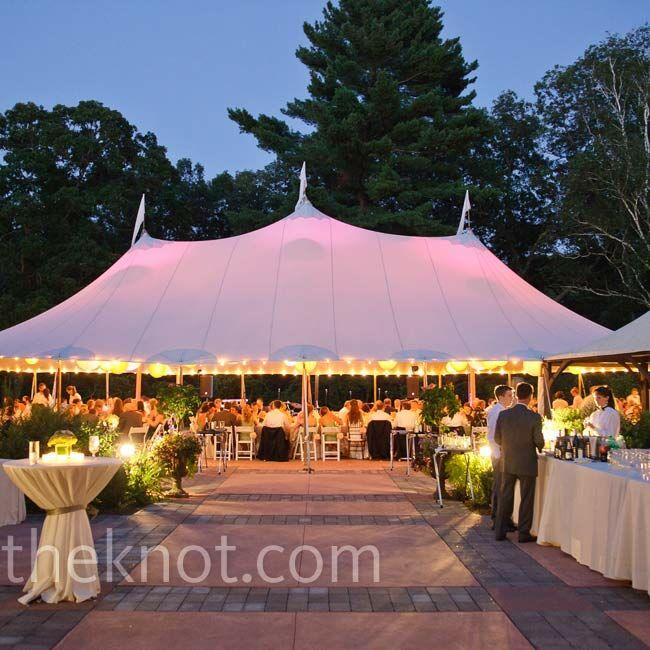 Outdoor Wedding Venues Ma