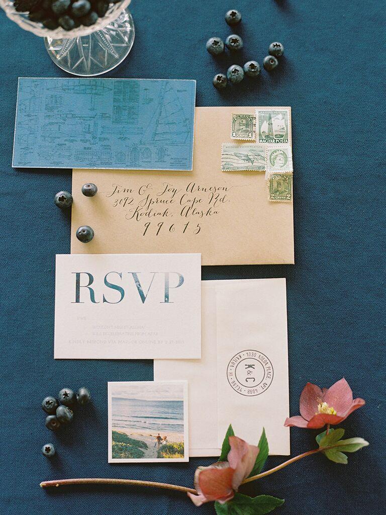 Thiệp mời tiệc cưới