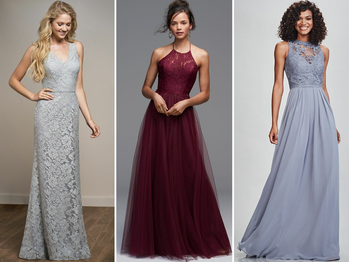 See the Hottest Bridesmaid Dress Trends for 2018