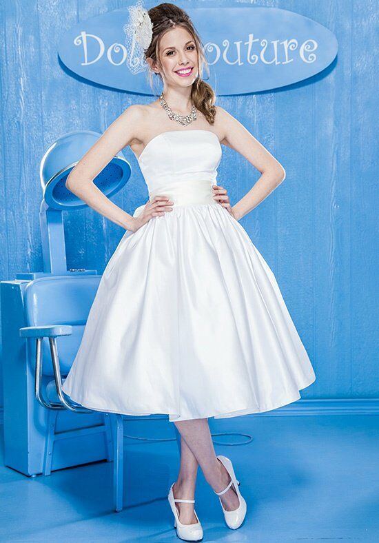 Dolly Couture The Manhattan Wedding Dress photo