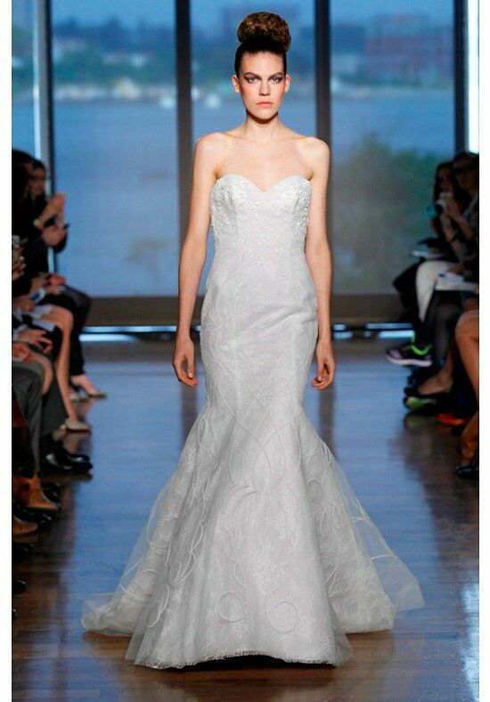 Ines Di Santo Galia Wedding Dress photo