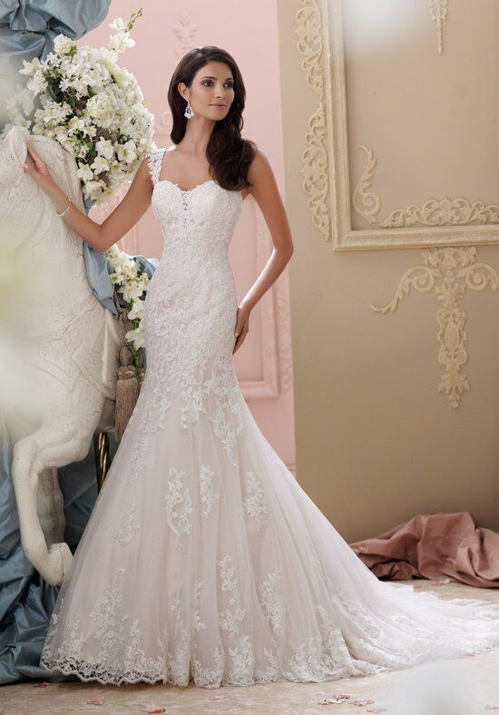 David Tutera for Mon Cheri 115239 Emerson Wedding Dress photo