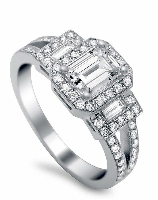 Timeless Designs R1377 Engagement Ring photo