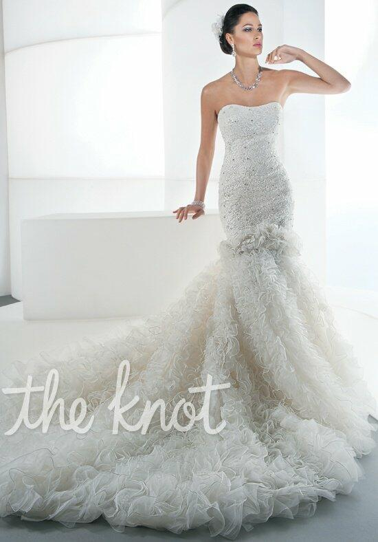 Demetrios 539 Wedding Dress photo