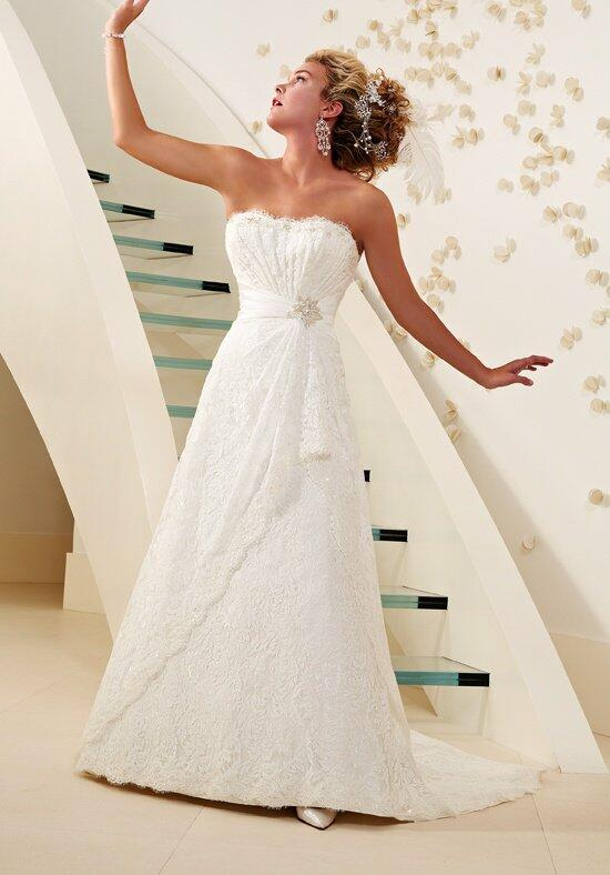 1 Wedding by Mary's Bridal 6349 Wedding Dress photo