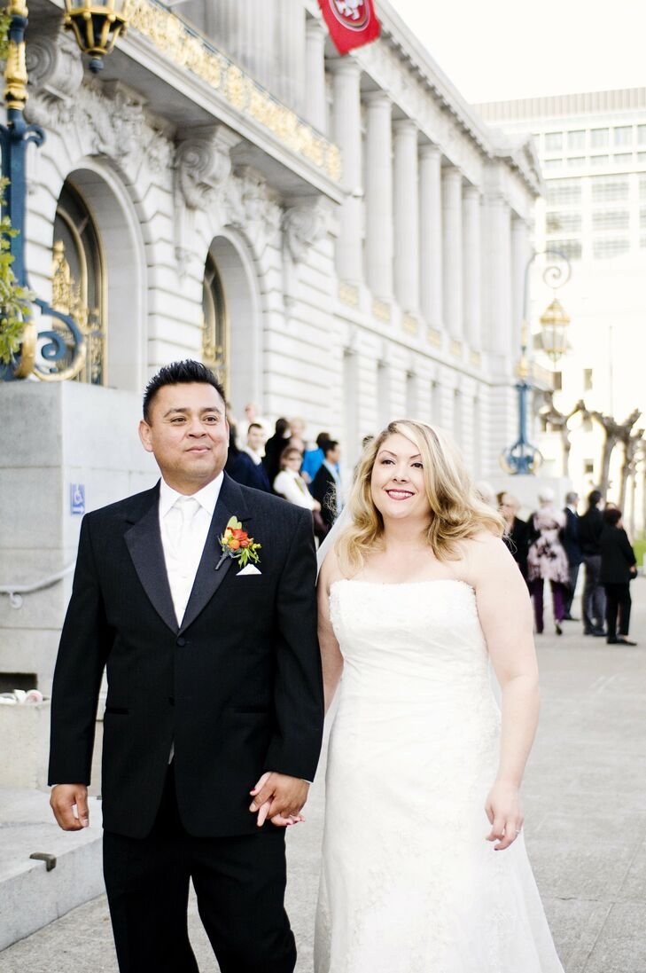 A Colorful Mexican Wedding in San Francisco, CA