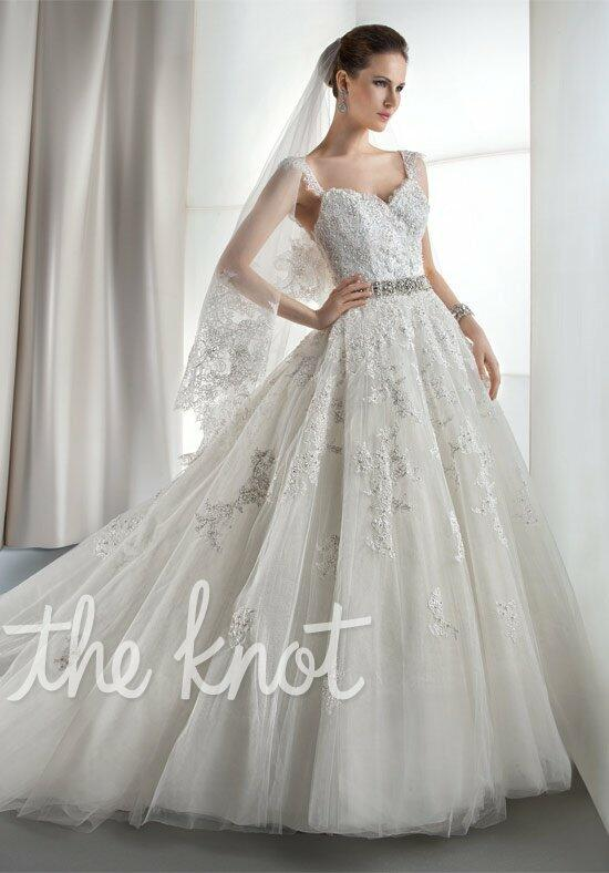 Demetrios 1448 Wedding Dress photo