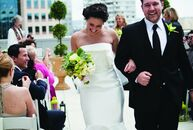 The Bride Carisa Sirak, 34, a brand manager The Groom Ryan Griffin, 31, an engineering manager  The Date June 2  Carisa and Ryan wanted their day to f